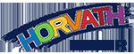 Malerei Horvath Sticky Logo