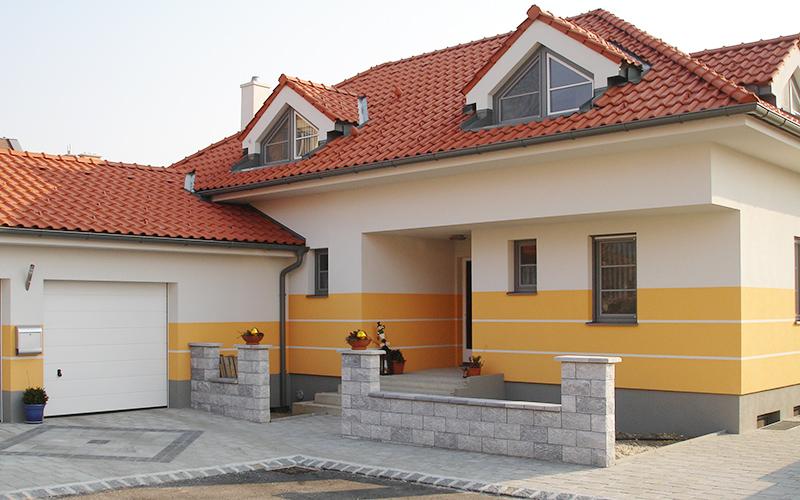 Fassaden Malerei Horvath
