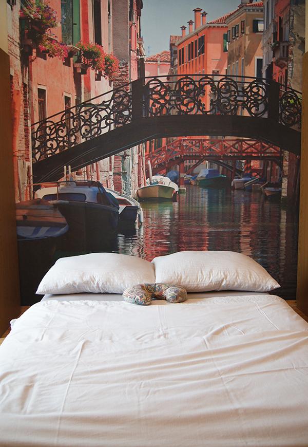 Fototapete Venedig - Malerei Horvath
