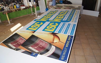Referenzen Malerei Horvath Banner & Plakate 3