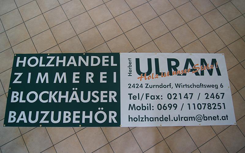 Referenzen Malerei Horvath Banner & Plakate 5